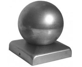 Daszek stalowy 50x50 fi 50