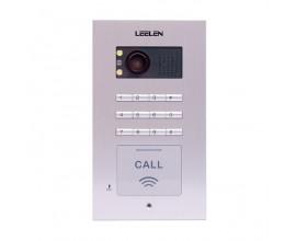 Wideodomofon 7cali JB305_N60w/No15pc+DIN+ 3xbrelok / z czytnikiem