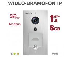 Wideodomofon IP SAFE HS06N